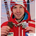 UVB Hinzenbach lässt zweifachen WM-Medaillengewinner hochleben