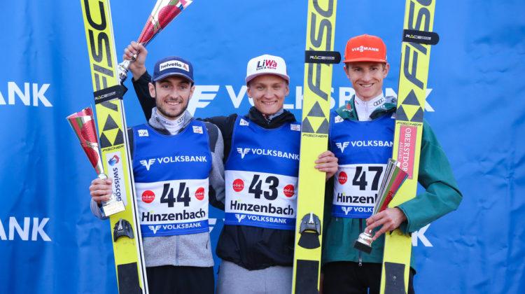 Österreichischer Sieg in Hinzenbach