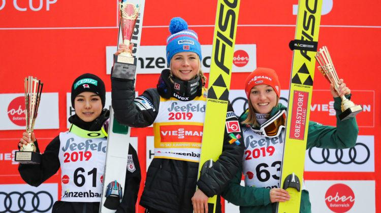 Ein tolles Skisprungfest geht zu Ende …