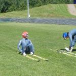 Damen Team Deutschland trainiert in Hinzenbach