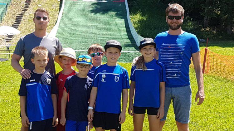 Kinder4Schanzentournee – Reit im Winkl und Berchtesgaden
